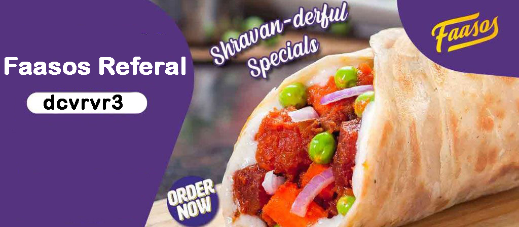 Faasos Referral